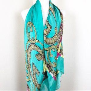 Gucci Silk Scarf/Wrap
